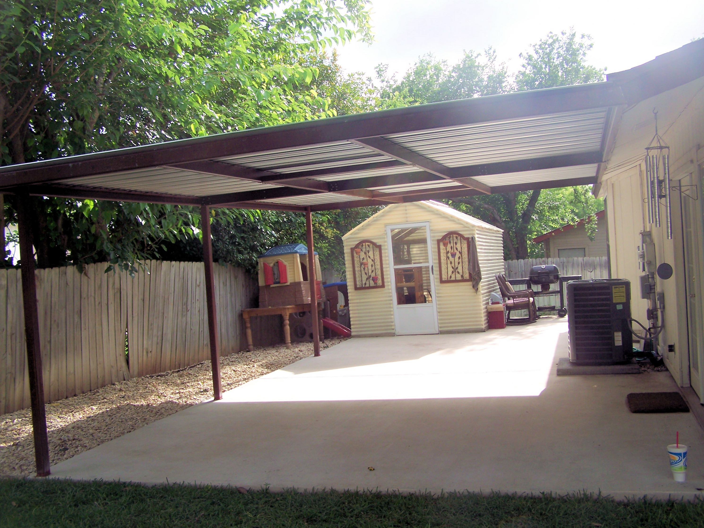 Metal Lean To Carport Plans DIY Free Download Small ..