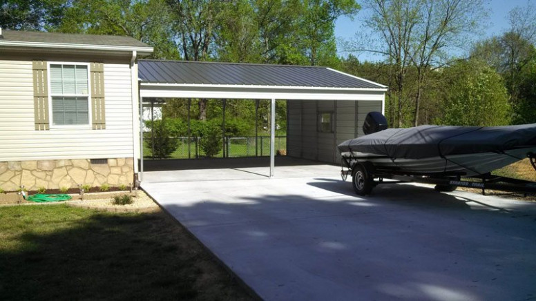 Metal Roofing, Portable Buildings, Carports, Mini ..