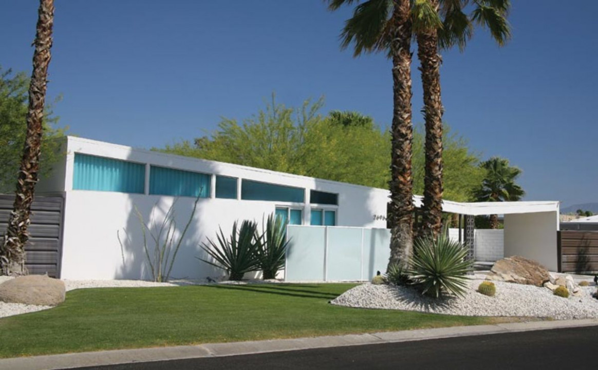 Mid Century Modern Houses In Palm Springs Old House ..