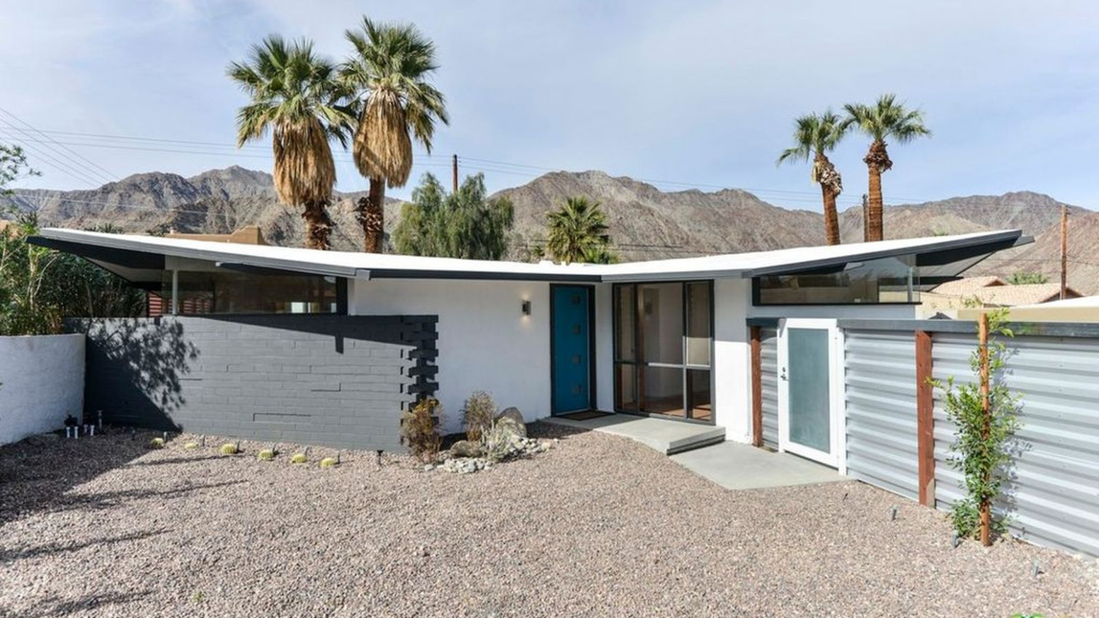 Midcentury Bungalow In Cali Desert Can Be Yours For $250K ..
