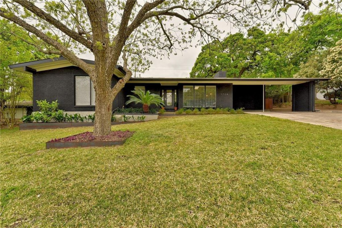 Midcentury Modern Home Near Downtown Austin Asks $7K ..