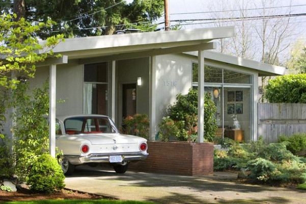Midcentury Modern Homes For Those On A Tight Budget ..
