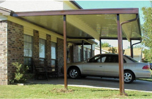 Mini Guide To The Different Types Of Car Port Structures Carport Tent Cover