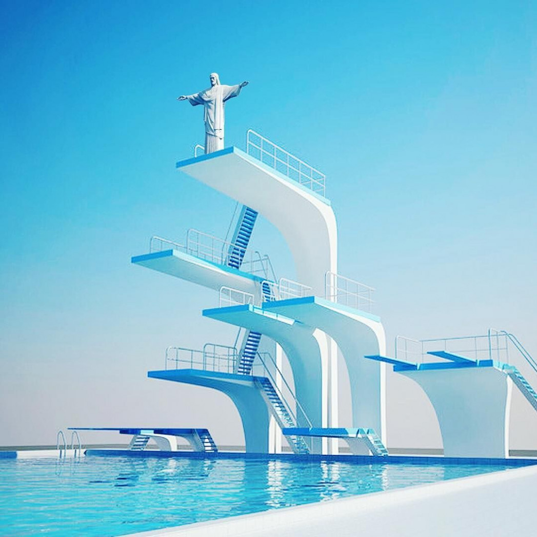 Minimalist, Colorful And Dreamlike Instagrams By Artem ..