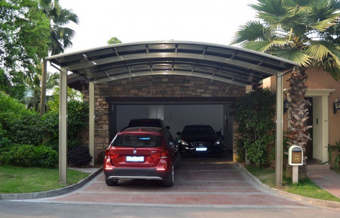 Mobile Home Carports Aluminum Attached Standing Backyard ..