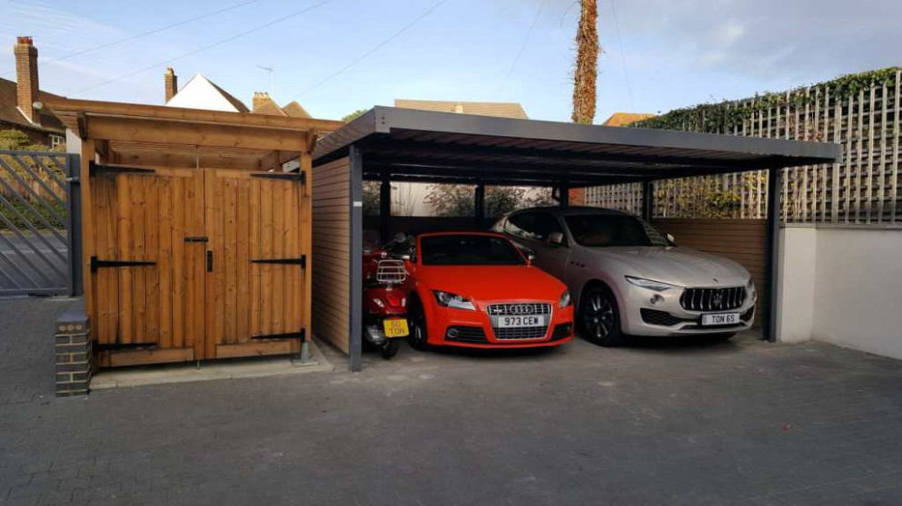 Models Archives – Modern Carport Modern Carports Uk