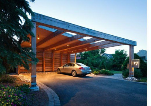 Modern Car Port | Modern Carport Designs | Car Ports ..