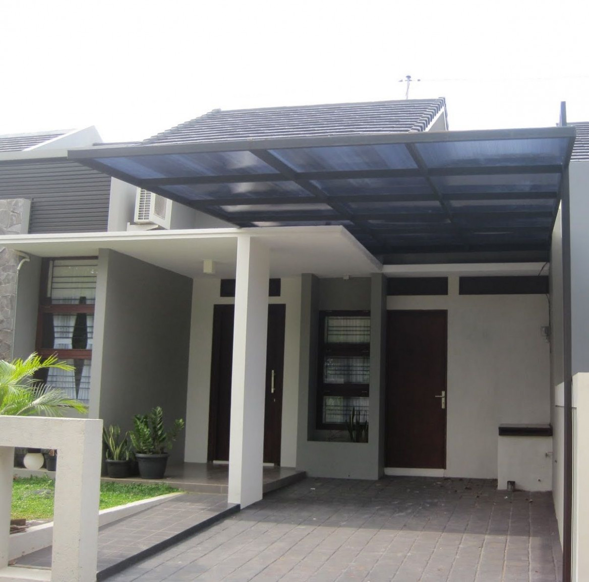 Modern Car Port | Pin It Like Image | Car Ports | Carport ..