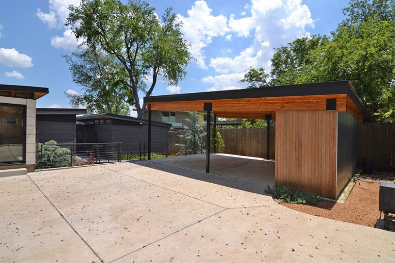 Modern Carport And Storage Photograph 34450 | Misc In ..