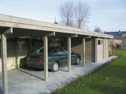 Modern Carport, Storage Sheds And Roof Pitch On Pinterest Carport Roof Design Uk