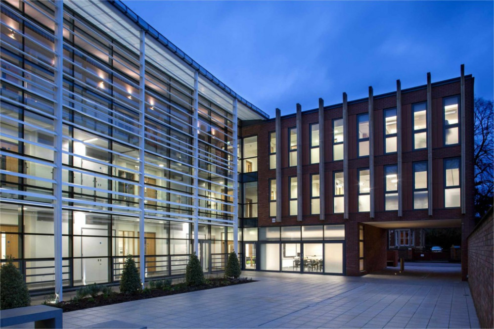 Modern Languages Building, Rugby School – HLN Group Modern Carports Uk