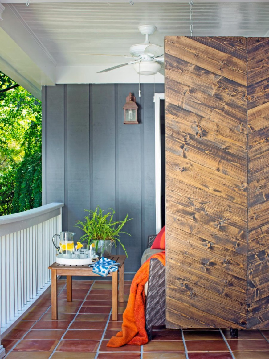 Modern Privacy Fence Ideas For Your Outdoor Space Carport Privacy Ideas