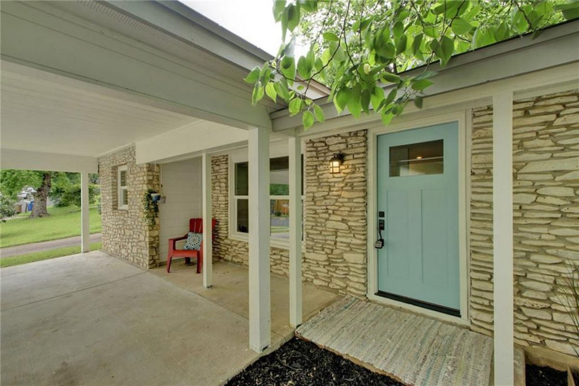 Modern Rancher In Central Austin Neighborhood Asks $7K ..