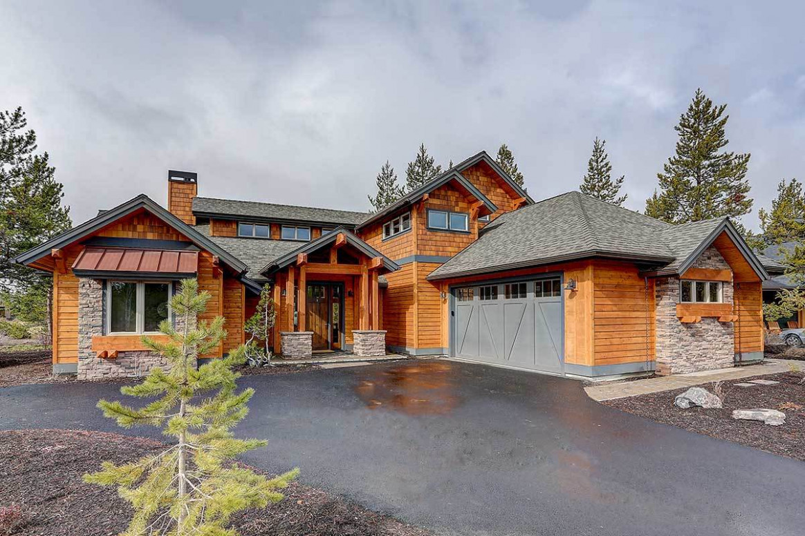Mountain House Plans Architectural Designs Modern House Plans With Carport