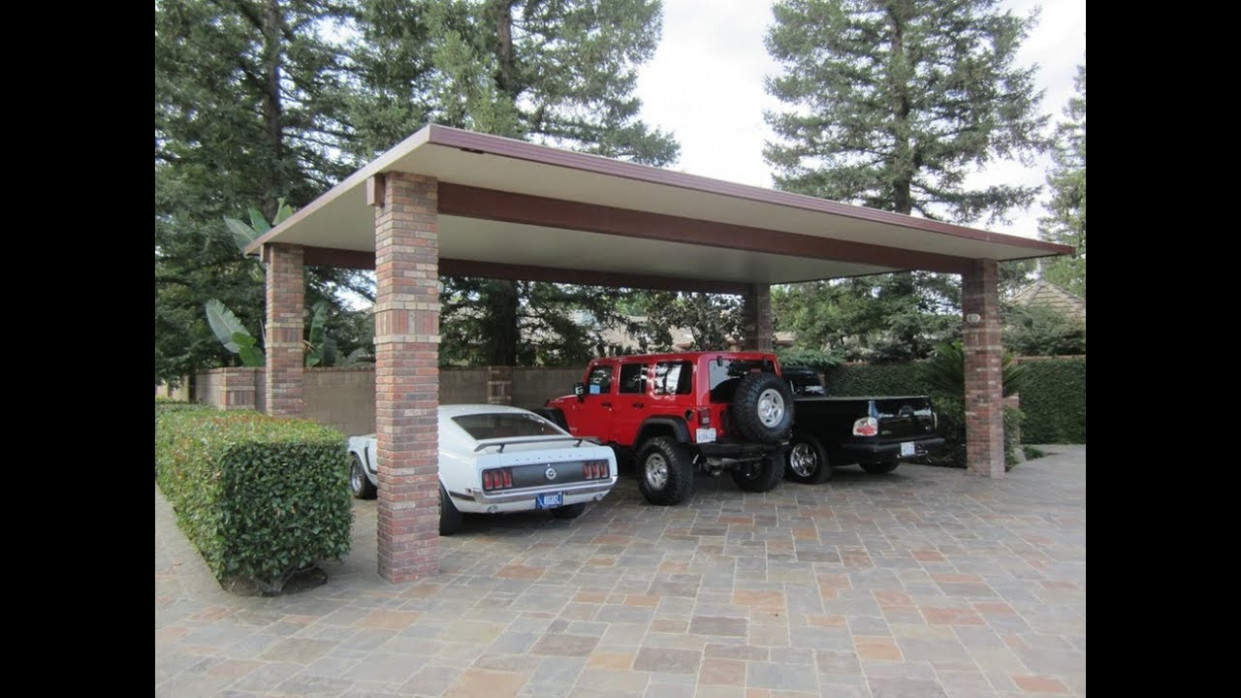 MUST LOOK !!! 10+ The Best Outdoor Carport Ideas 10 Carports Decorating Rules