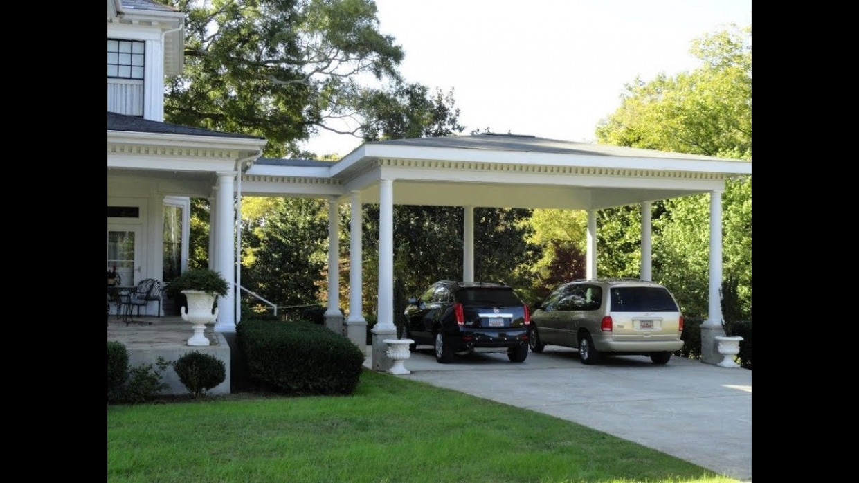 MUST LOOK !!! 8+ Carport Ideas Attached To House 8