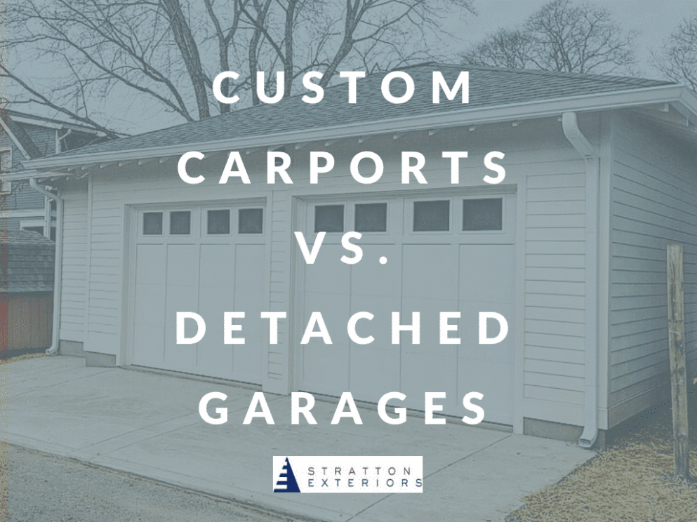 Nashville Custom Carports Vs. Detached Garages Stratton ..