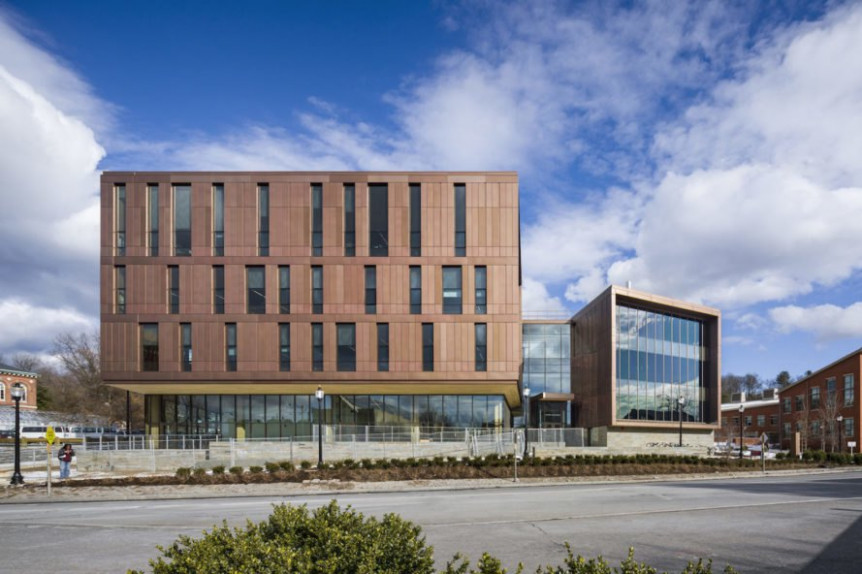 Nation's Largest Cross Laminated Timber Academic Building ..
