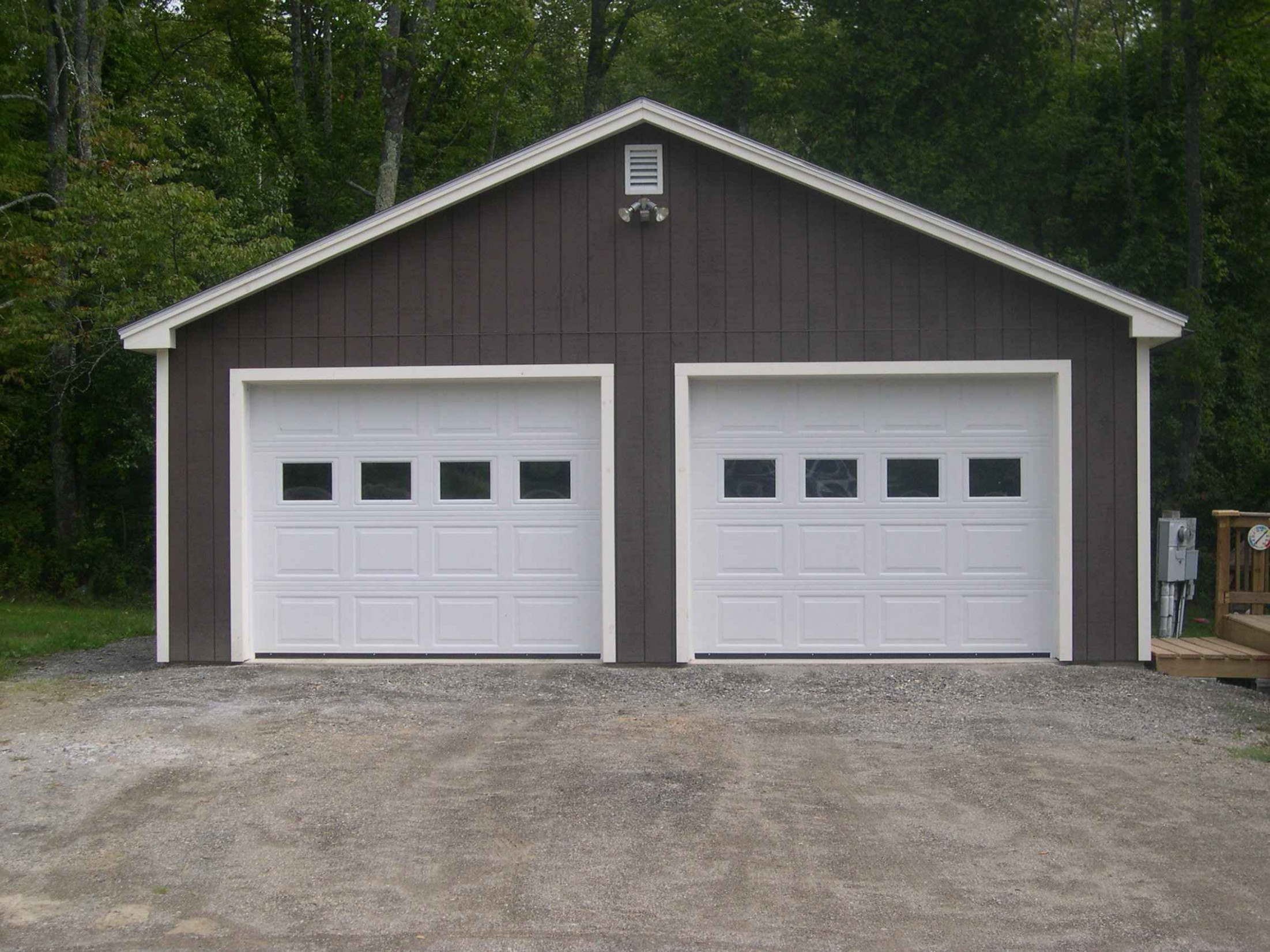 New Detached Garage Plan With Apartment Shed Design Don T ..