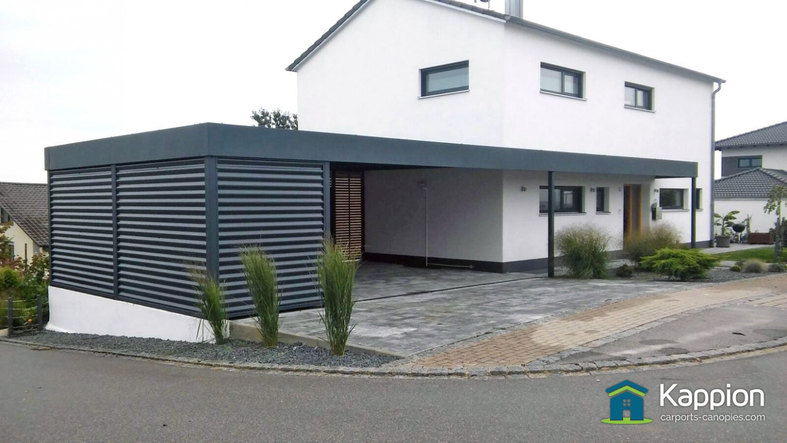 NEW For The UK! Contemporary Euro Carport Rooms, Complete ..