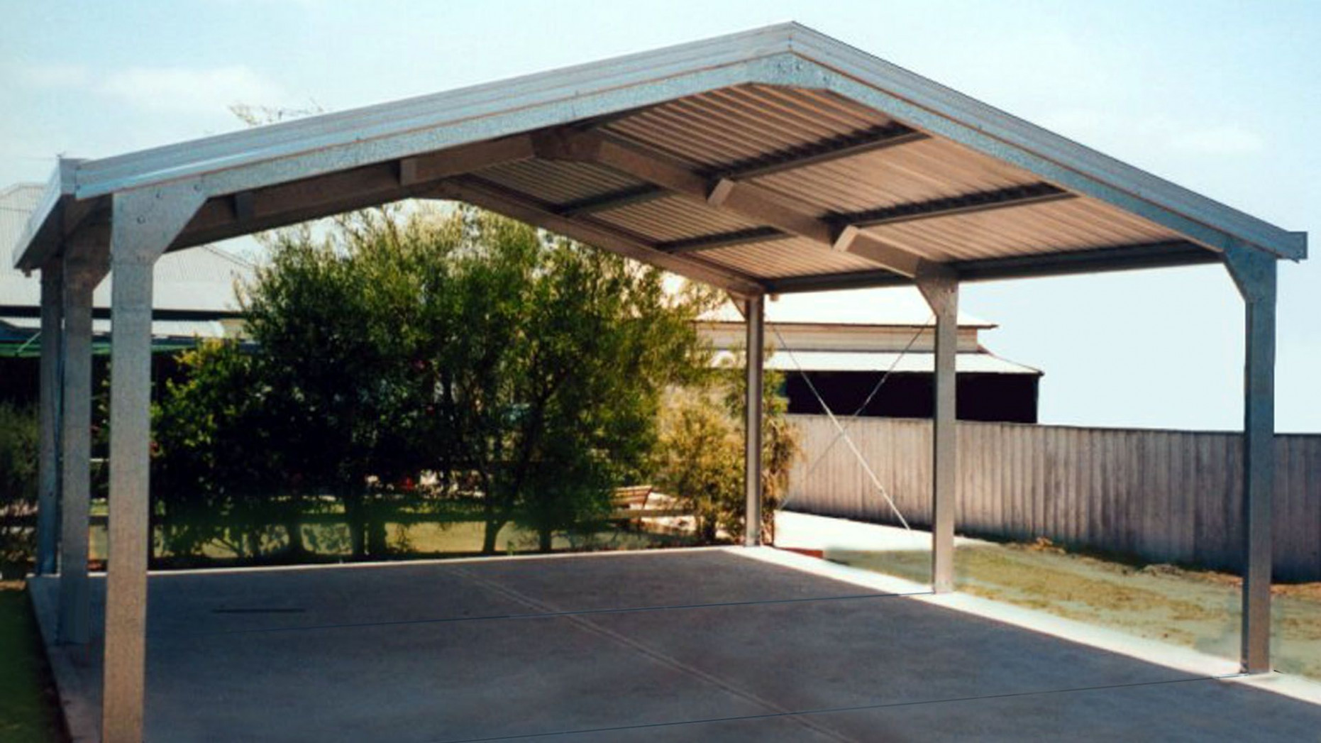 No One Makes A Bigger, Stronger Range Of Carports Than ..