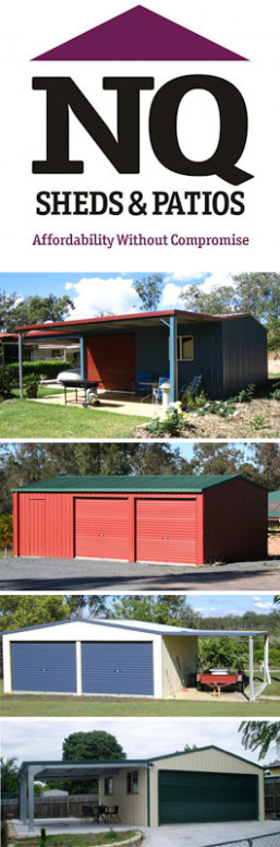 NQ Sheds And Patios Pty Ltd. CAIRNS, Queensland 7 ..