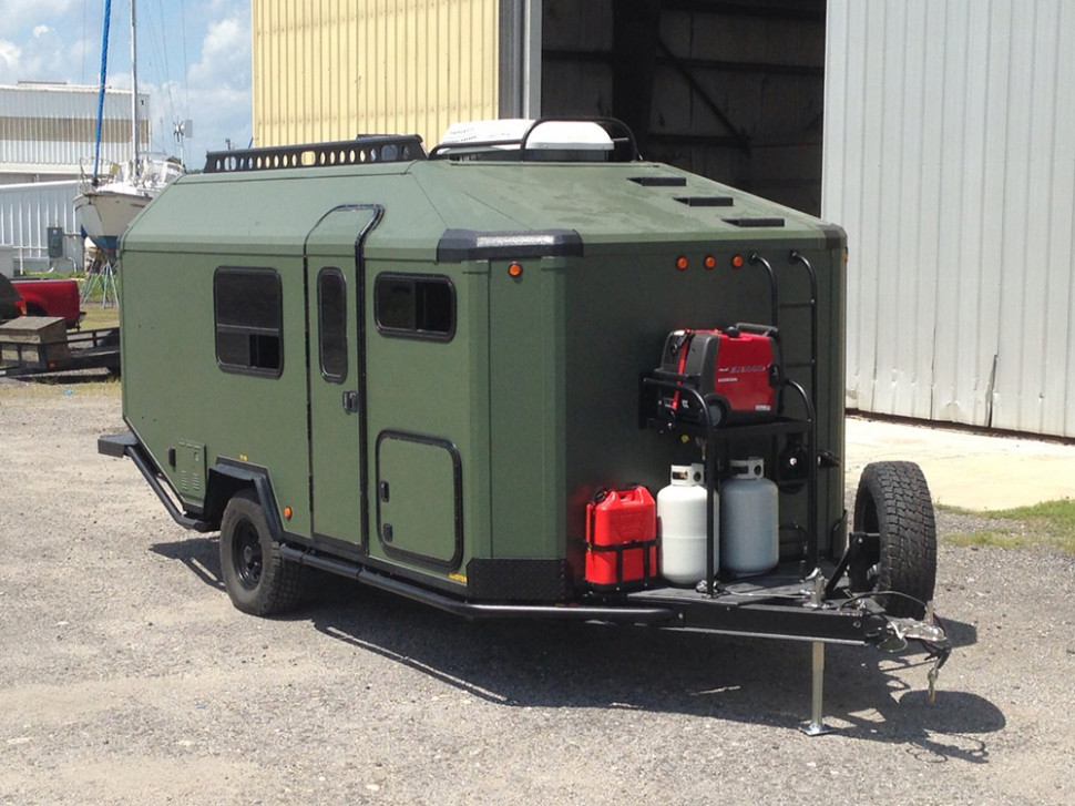 Off Road Trailer Might Be Perfect Mobile Off Grid Bug Out ..