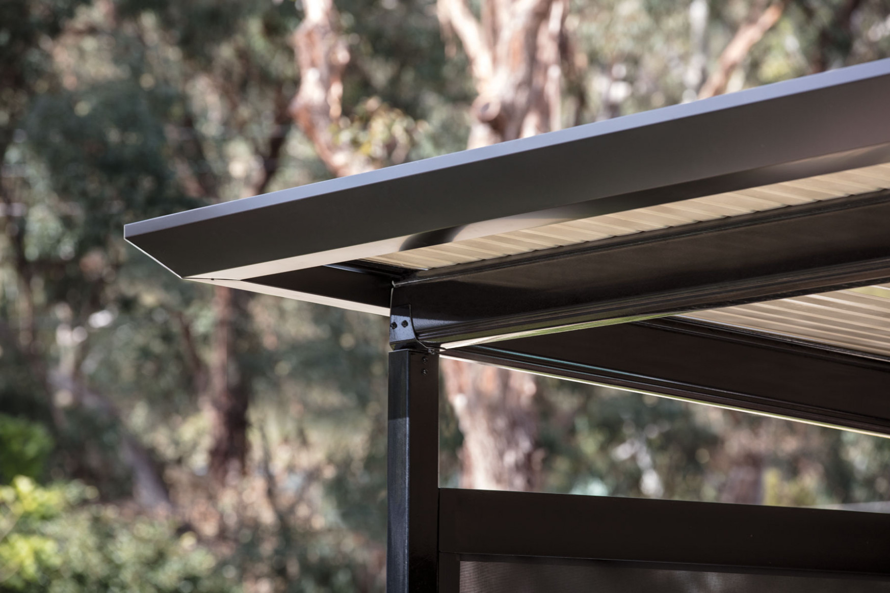 Outback® Flat | Stratco NZ Curved Roof Carport Nz