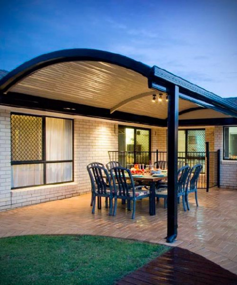 Outback Curved | Stratco Geelong | Verandahs Melbourne ..