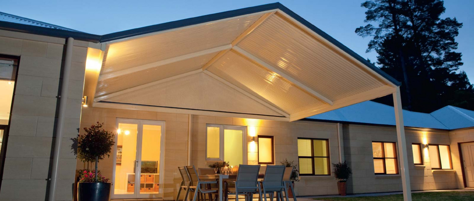 Outback® Gable | Stratco Carports With Pitched Roofs