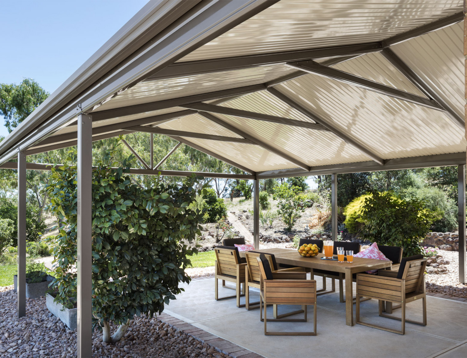 Outback® Gable | Stratco Gable Roof Carports Brisbane