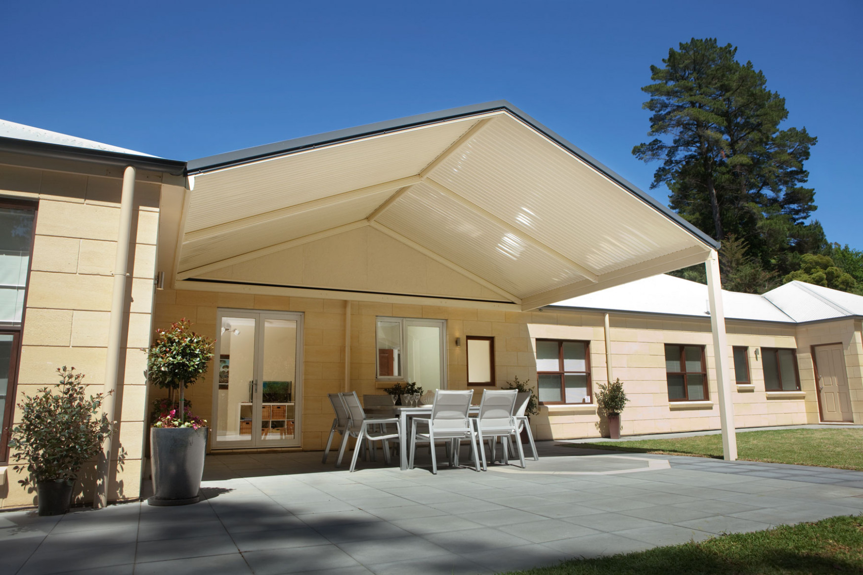 Outback® Gable | Stratco Gable Roof Carports Sydney