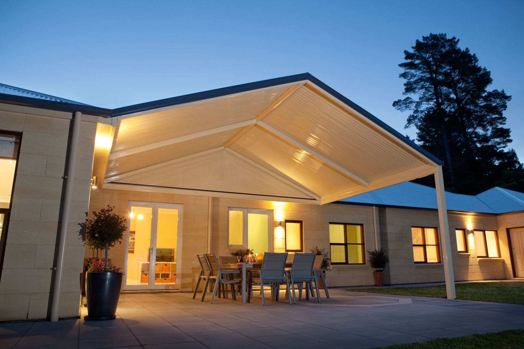Outback® Gable | Stratco NZ Carport Roof Nz