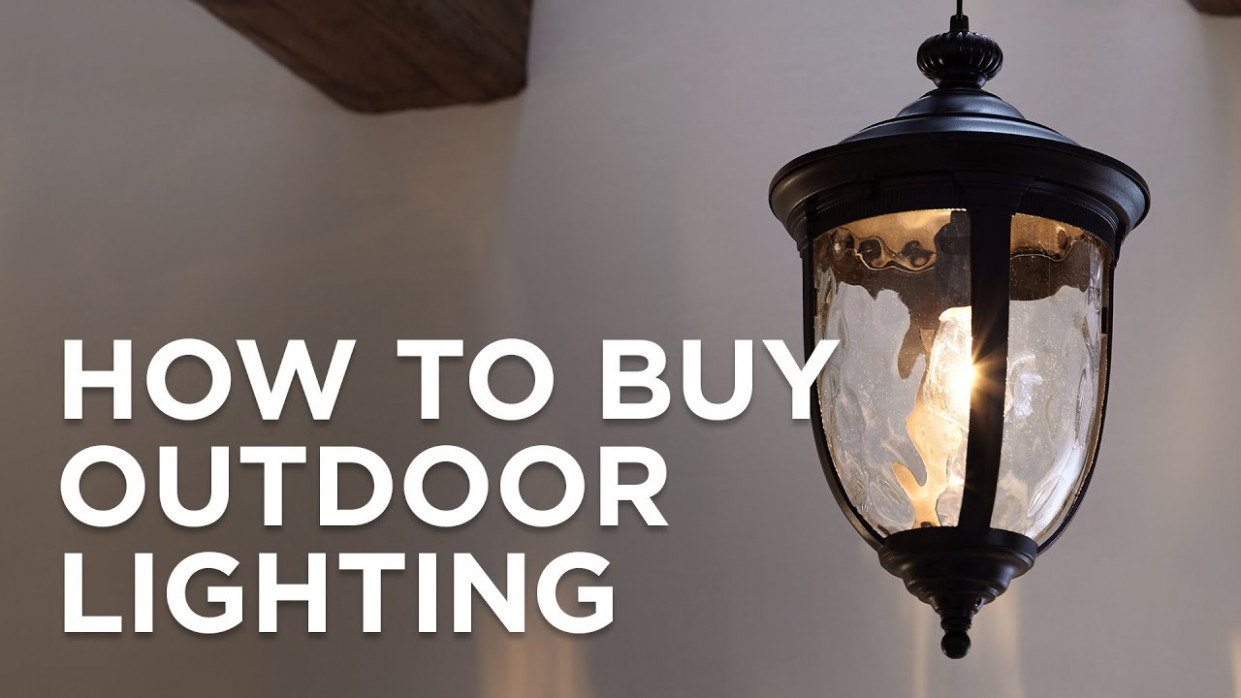Outdoor Lighting Ideas Outdoor Lighting Buying Guide Outside Lighting Metal Carport Lighting Ideas