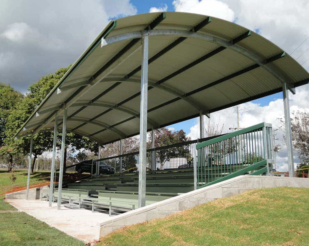 Outdoor Shade Structures, Shade Shelters Australia | Steel ..