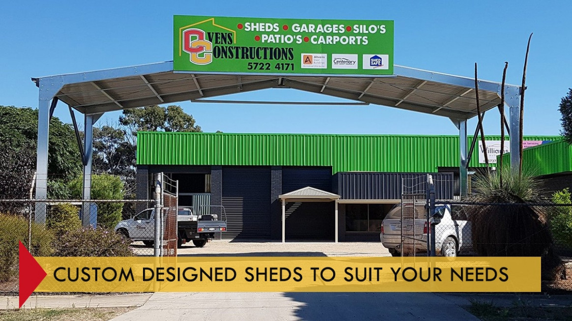 Ovens Constructions Pty Ltd Rural & Industrial Sheds 9 ..