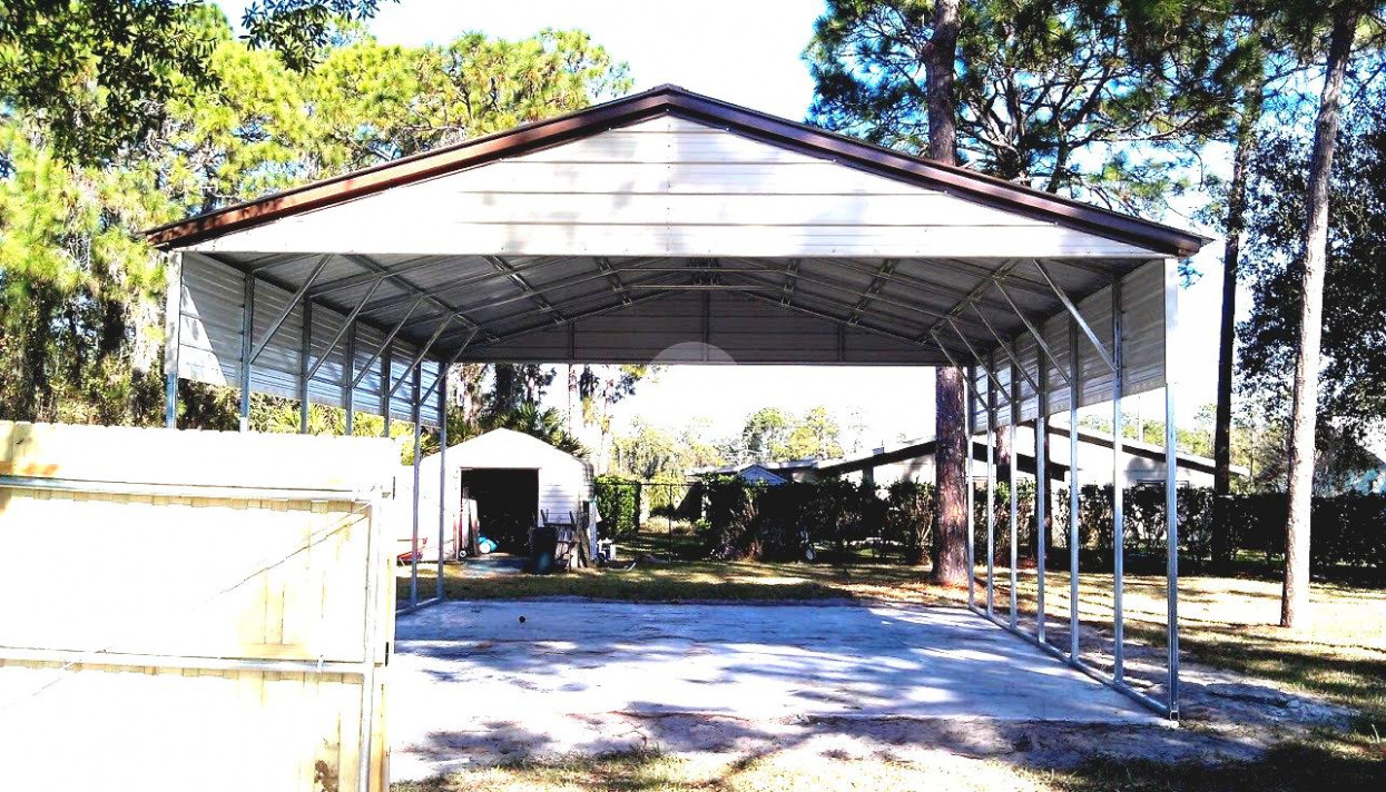 P Cover Patio Covers And Carports Sunrooms Products Steel ..