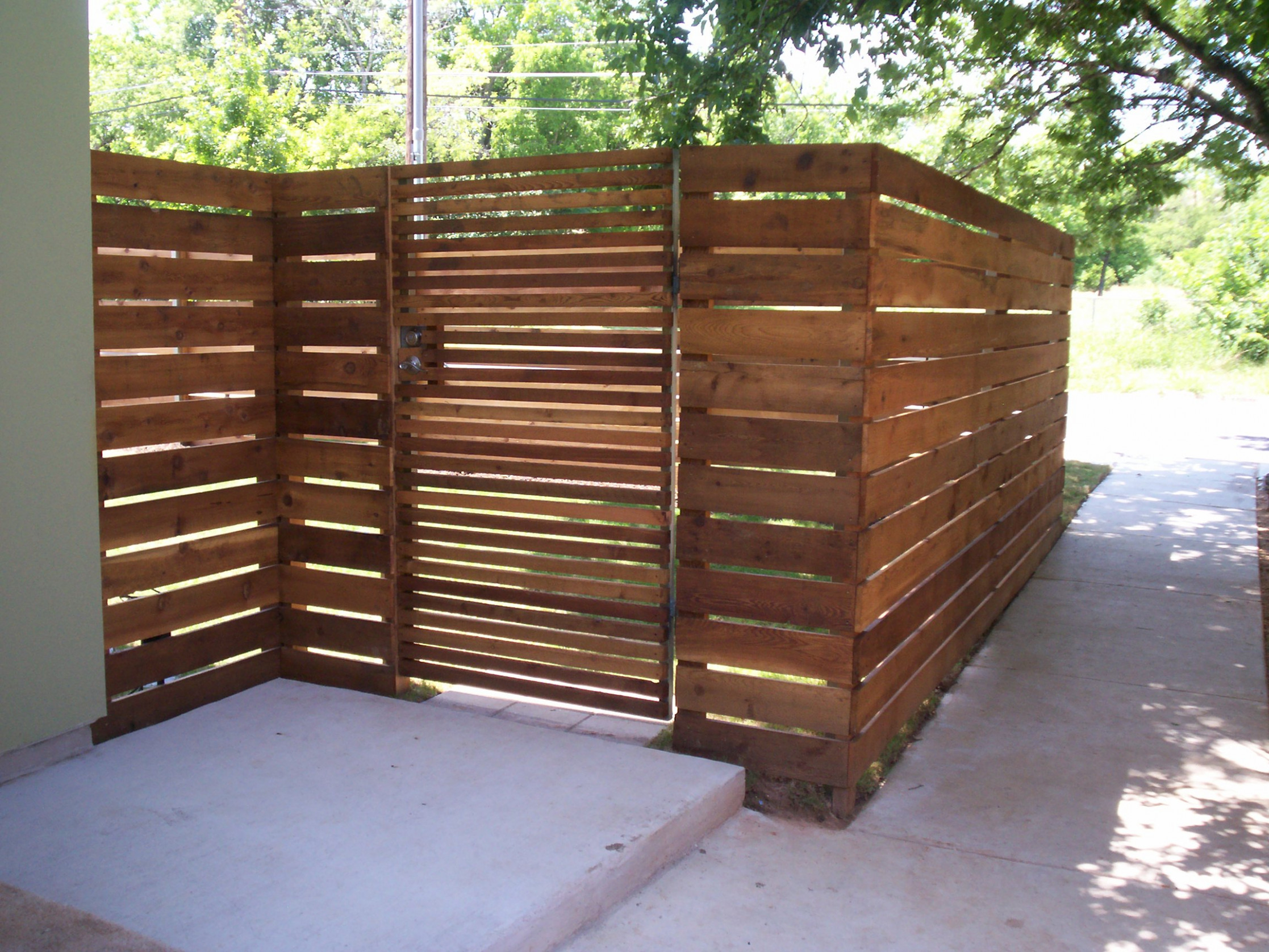 Pallet Privacy Screen