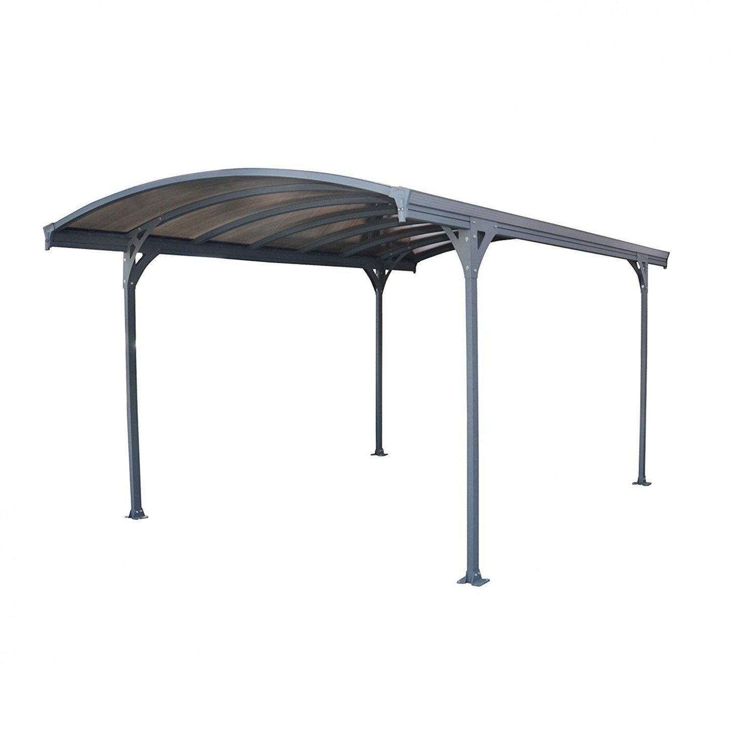 Palram Vitoria Carport & Patio Cover 10 X 10 X 10 Carport Ideas Victorian