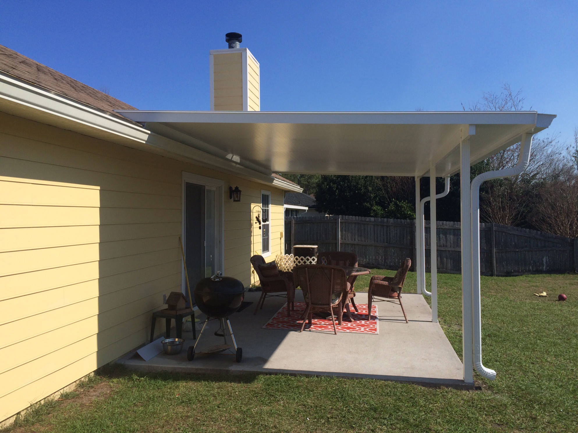 Patio Covers Carport Roofs Gallery M Daigle Sons Insulated ..