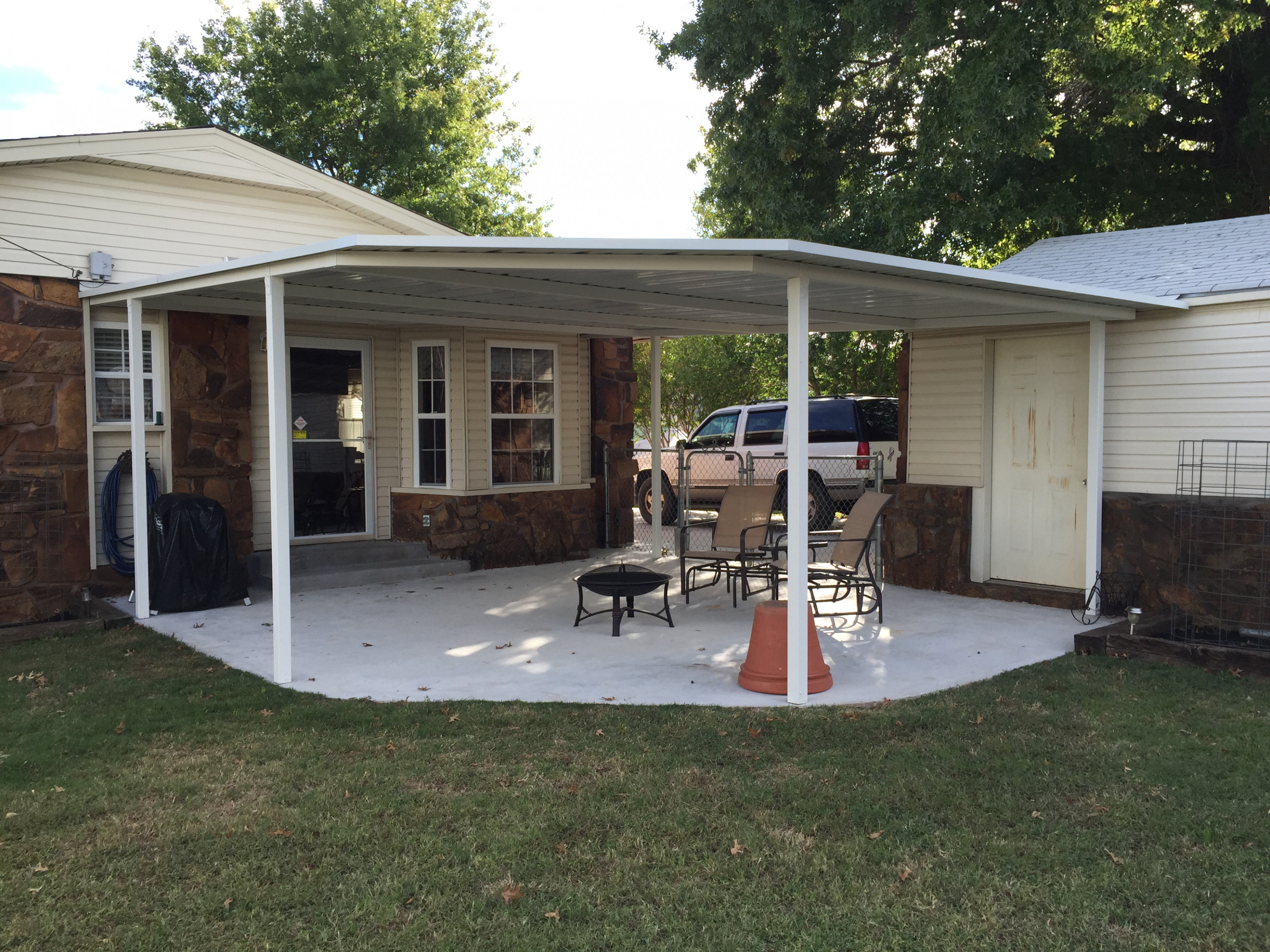 Patiodeck Covers G L Carports Patio Covering Ideas Garage ..