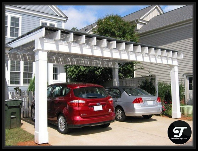 Pergola Style Carport | Outdoor Living | Pergola Carport ..