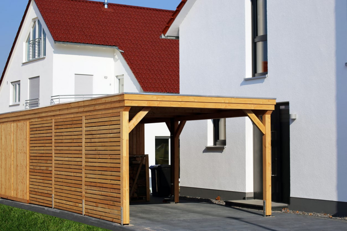 Permit Ready Drawings For A DIY Carport In Hawaii Best Wooden Carports