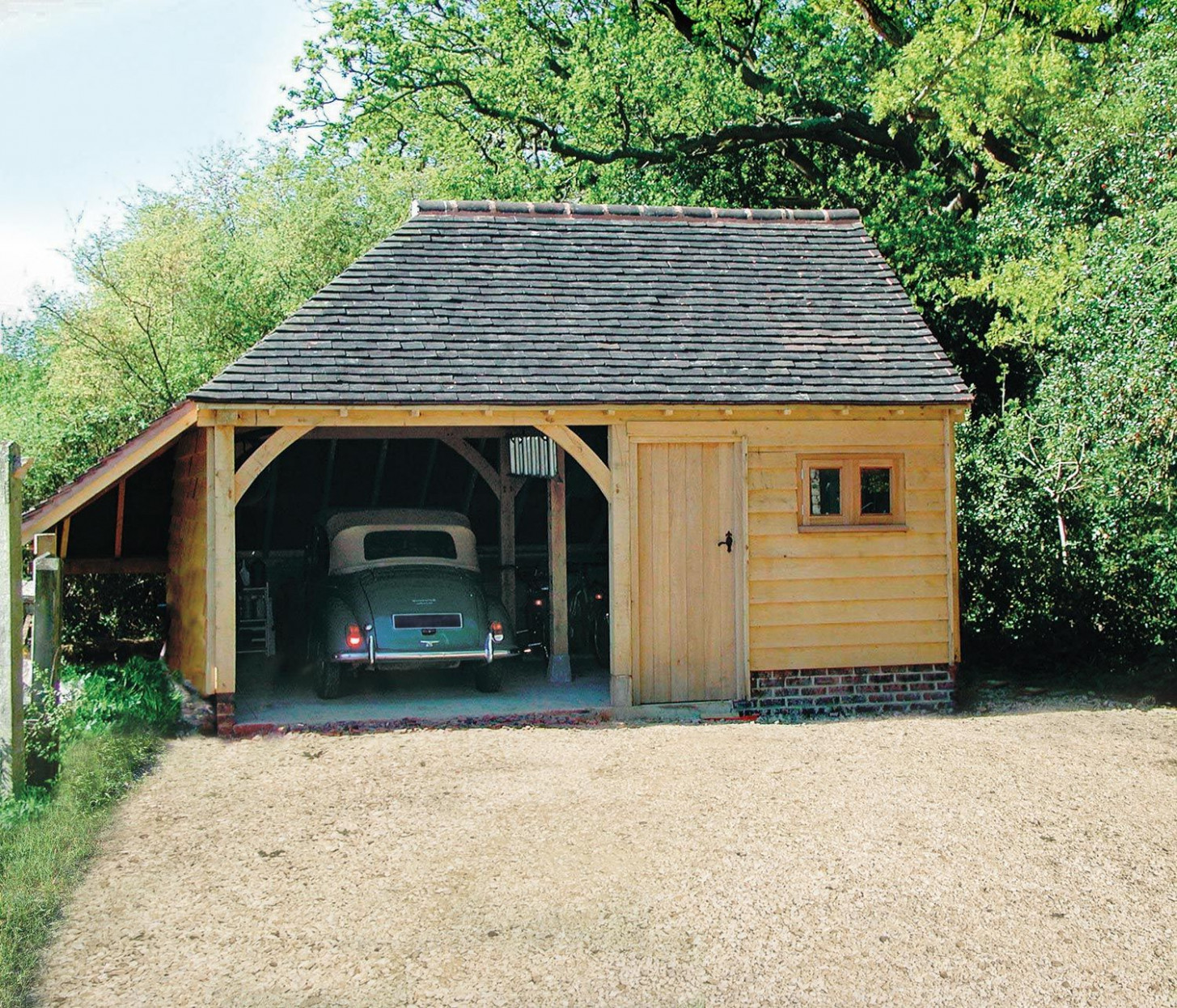 Pin By Ken On Garage Ideas In 9 | Carport Garage, Carport ..
