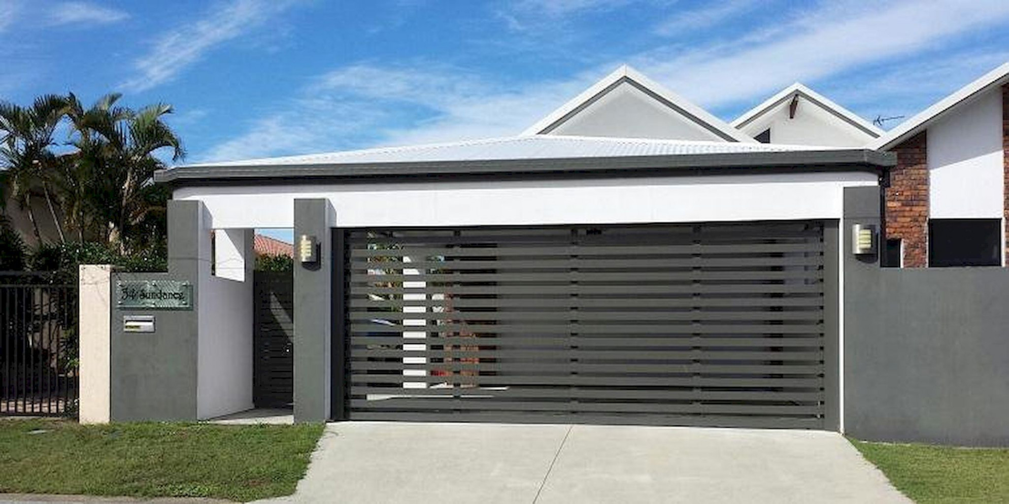 Pin By Lisa Hills On For The Home | Carport Garage, Modern ..