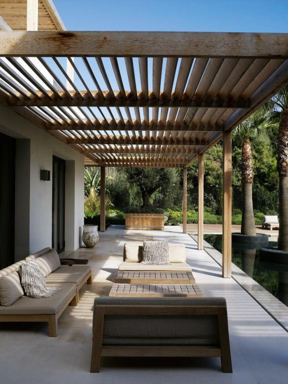 Pin By Www.tapja.com On Outdoor Design | Outdoor Pergola ..