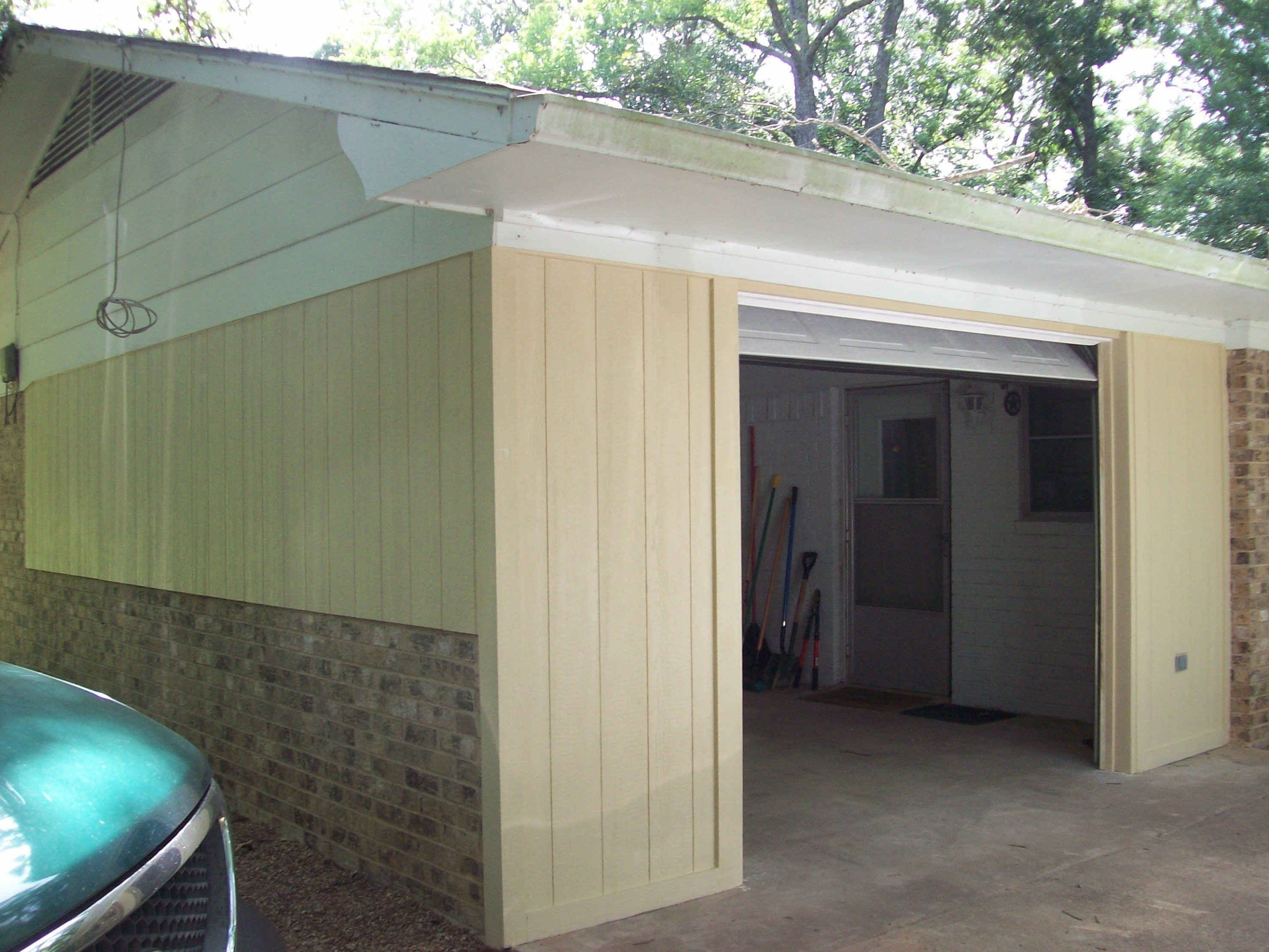 Pin On Have Tools Will Travel Brick Carport Ideas