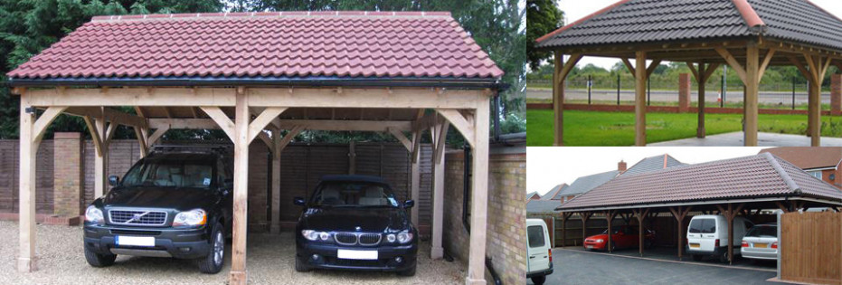 Planning Permission Requirements SolidLox Large Wooden Carports