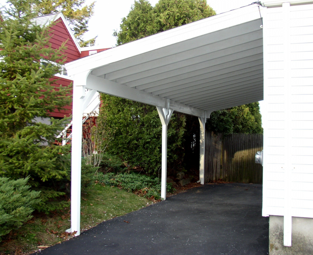 Plans For Building An Attached Carport Plans DIY How To ..
