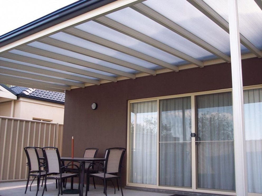 Polycarbonate Flat Roof Carports Roofing, Sheets Clear ..